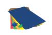 Papier vitrail (42 gr/m²) 29,7 x 18,5 cm - 10 feuilles - Papier Vitrail 35118 - 10doigts.fr