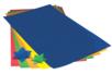 Papier vitrail (42 gr/m²) 70 cm x 1 m - 25 feuilles - Papier Vitrail 07862 - 10doigts.fr