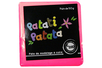 Patati Patata rose fluo - Pâtes PATATI PATATA 30191 - 10doigts.fr