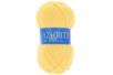 Pelote de laine Azurite - Jaune - Laine - 10doigts.fr