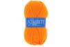 Pelote de laine Azurite - Orange - Laine - 10doigts.fr