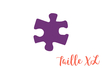 Perforatrice puzzle Jumbo XL  - Taille découpe : 4.5 cm - Perforatrices fantaisies 10680 - 10doigts.fr