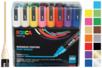 POSCA PC5M pointes moyennes (1,8 à 2,5 mm) - 16 couleurs - Marqueurs Posca - 10doigts.fr