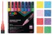 Posca PC3M pointes fines - 8 feutres couleurs Pailletées - Feutres pointes fines 08238 - 10doigts.fr