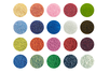 PROMO : set de 20 sachets de perles de rocaille - Perles de rocaille 40665 - 10doigts.fr
