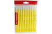 Recharge schoolpack STABILO power Jaune - x 12 feutres  - Feutres Larges 37053 - 10doigts.fr