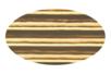 Rouleau de carton ondulé métallisé 50x70cm Or - Carton ondulé 01849 - 10doigts.fr