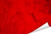 Papier métallisé rouge, verso blanc - Rouleau 70 cm x 2 m - Papier effet métallisé, pailleté, nacré 06111 - 10doigts.fr