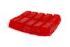 Savon rouge parfum fraise - 250 gr - Savons, colorants, senteurs 03985 - 10doigts.fr