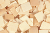 Mosaïques bois naturelles - 2 sets (1000 pièces) - Mosaïques bois 05230 - 10doigts.fr