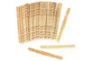 Bâtonnets en bois naturel - Lot de 50 - Bâtonnets, tiges, languettes 30092 - 10doigts.fr