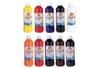 Peinture pour vitres - Set de 10 couleurs - Peinture Verre et Faïence 06723 - 10doigts.fr