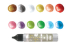 Stylos peinture 3D, qualité supérieure - 12 stylos de 30 ml - Stylos peinture 3D 19323 - 10doigts.fr