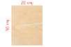 Support bois rectangulaire 40 x 20 cm (Epaisseur : 5 mm) - Supports plats 18605 - 10doigts.fr