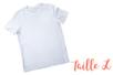 T-shirt taille L - Coton, lin 04984 - 10doigts.fr
