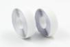 Bande de velcro adhésif blanc - 2 cm x 2 m - Velcro , scratch 03433 - 10doigts.fr