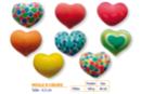 Moule 8 coeurs - Moules pour plâtre, savon, béton ... - 10doigts.fr
