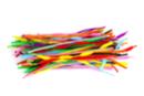 Méga mix chenilles couleurs assorties - 400 pièces - Chenilles, cure-pipe - 10doigts.fr