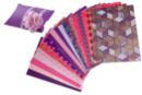 Papiers Indiens,Collection Punjab, - 20 feuilles artisanales - Papier artisanal naturel - 10doigts.fr