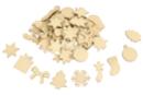 Décorations de Noël en bois - 54 formes - Décorations de Noël en bois - 10doigts.fr