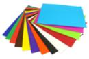 Papiers de soie couleurs vives assorties - 26 feuilles - Papiers de soie - 10doigts.fr
