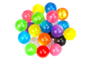 """Perles rondes """"Shine"""" - 25 perles - Perles acrylique - 10doigts.fr"""