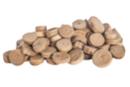 Rondelles en bois flotté - environ 550 rondelles - Décorations en Bois - 10doigts.fr