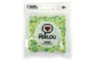 Perles fusibles Mini Camaïeu vert- 2000 perles - Perles Fusibles 2 mm 40152 - 10doigts.fr