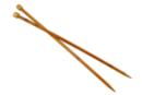 Aiguille à tricoter en Bambou N°8 - Aiguilles 40068 - 10doigts.fr