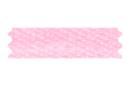 Ruban en satin rose (largeur 6 mm) - 20 m - Rubans et ficelles 19242 - 10doigts.fr