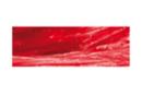 Bobine de 30 mètres de raphia synthétique rouge - Paille et Raphia 06544 - 10doigts.fr