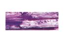 Bobine de 30 mètres de raphia synthétique violet - Paille et Raphia 06551 - 10doigts.fr