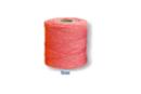 Fil coton rose - 30 mètres - Bracelet brésilien 19263 - 10doigts.fr