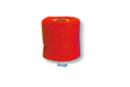 Fil coton rouge - 30 mètres - Bracelet brésilien 19261 - 10doigts.fr