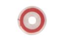 Bobine de fil élastique 5 m - Rouge - Élastiques 11480 - 10doigts.fr