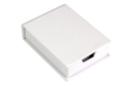 Boîte à notes à décorer - Boîtes en carton 29051 - 10doigts.fr