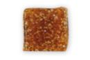 Mosaïques pâte de verre marron 1 x 1 cm - Sachet de 200 gr ( environ 300 facettes) - Mosaïques pâte de verre 03233 - 10doigts.fr