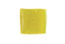 Mosaïques pâte de verre jaune 1 x 1 cm - Sachet de 200 gr ( environ 300 facettes) - Mosaïques pâte de verre 03234 - 10doigts.fr