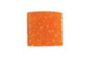 Mosaïques pâte de verre orange 1 x 1 cm - Sachet de 200 gr ( environ 300 facettes) - Mosaïques pâte de verre 03236 - 10doigts.fr