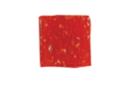 Mosaïques pâte de verre rouge 1 x 1 cm - Sachet de 200 gr ( environ 300 facettes) - Mosaïques pâte de verre 03237 - 10doigts.fr