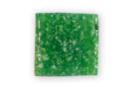 Mosaïques pâte de verre vert 1 x 1 cm - Sachet de 200 gr ( environ 300 facettes) - Mosaïques pâte de verre 03239 - 10doigts.fr