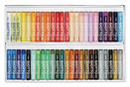 Pastels à l'huile - 48 couleurs - Pastels et Fusains 02960 - 10doigts.fr