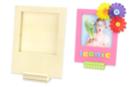 Cadre polaroid à poser - Cadres photos en bois - 10doigts.fr