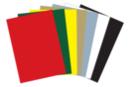 Cartes fortes 300 gr - 50 x 70 cm, 7 couleurs de Noël - 20 feuilles - Papiers épais 03161 - 10doigts.fr