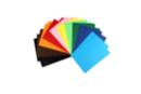 Cartes fortes A5 (21x15cm) 220 gr/m²,10 couleurs - 20 feuilles - Papiers épais 15163 - 10doigts.fr