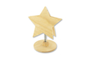Clip mémo étoile - Divers 11331 - 10doigts.fr