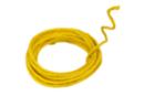Corde jute 3 m - Moutarde - Cordes naturelles 32124 - 10doigts.fr