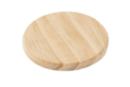 Dessous de verre rond en bois - Lot de 6 - Cuisine et vaisselle 05328 - 10doigts.fr