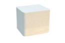 Dessous de verre en carton blanc épais carré - Lot de 100 carrés - Paniers, plateaux en carton - 10doigts.fr