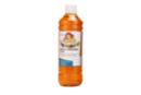 Encre à dessiner 500 ml - Orange - Encres liquides 35077 - 10doigts.fr